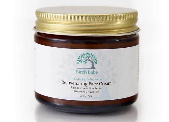 Birch Babe Naturals - Rejuvenating Face Cream
