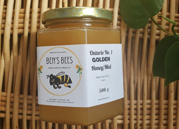 Ben's Bees -  Natural Raw Honey