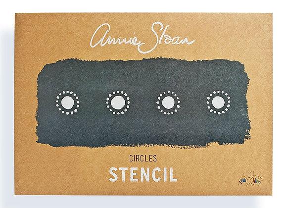 Circles Stencils - Annie Sloan Chalk Paint™