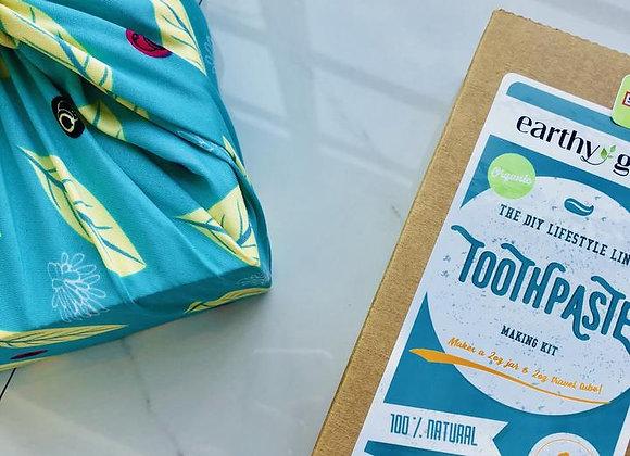 Earthy Good - DIY Tooth Paste