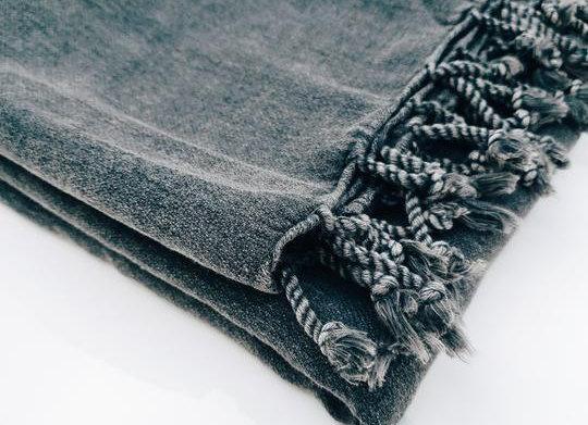 Thompson Soap Co - Turkish Towel - Stonewashed