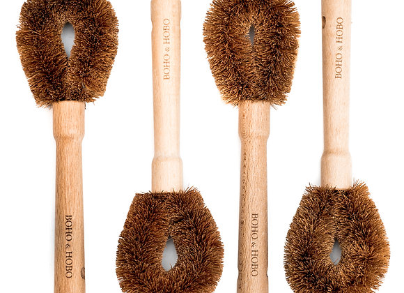 Boho & Hobo - Eco-Friendly Scrub Brush