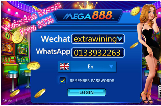 MEGA888 Malaysia & Singapore Online Casino. Contact US For More Information.