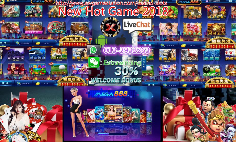 EwGameClub-918kiss-Live22-Mega888 Free credit