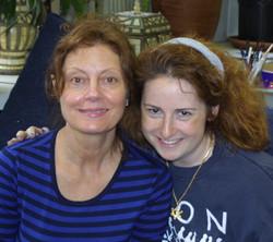 Me Susan smiling