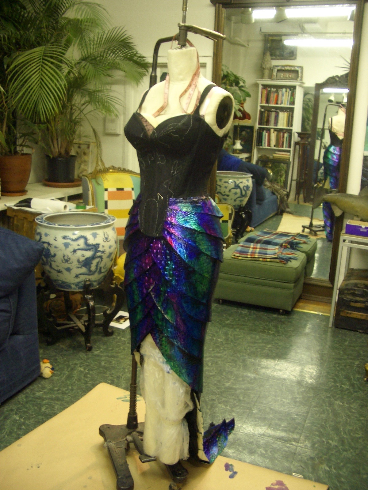 Skirt on Manican