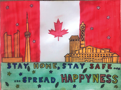 Third Place - Vihaan K., 9 Years Old