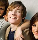 Gruppo adolescente