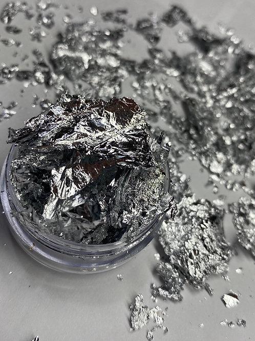 Silver Foil Flakes