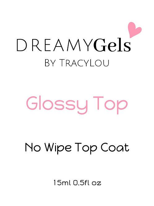Glossy Top No Wipe Top Coat