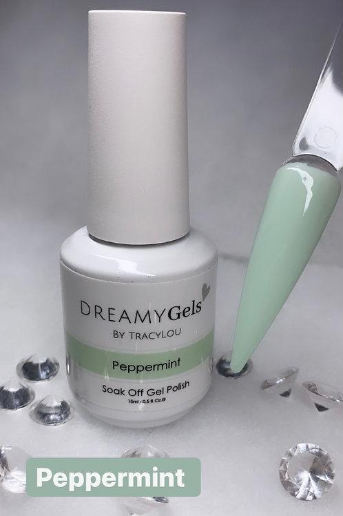 Peppermint - Gel Polish 15ml