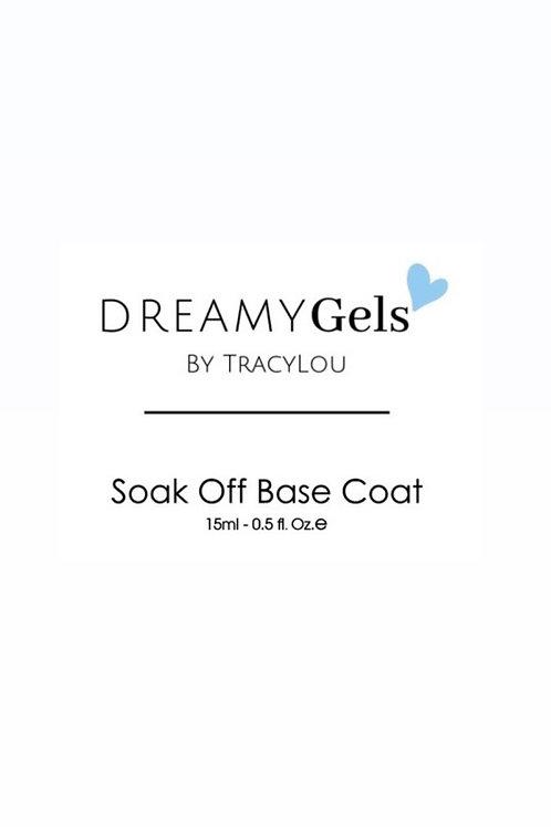 Dreamy Gels Base Coat