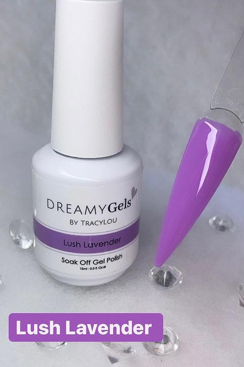 Lush Lavender - Gel Polish 15ml