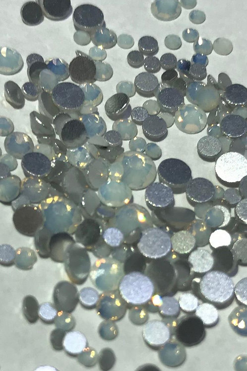 White Opal Crystals