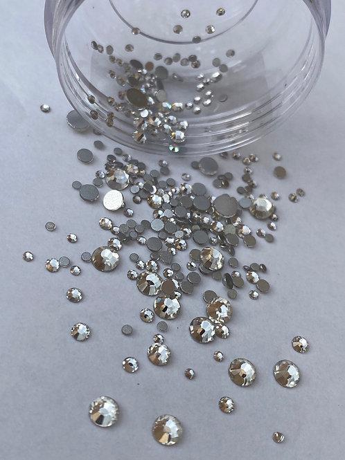 Clear Crystals (350pcs)