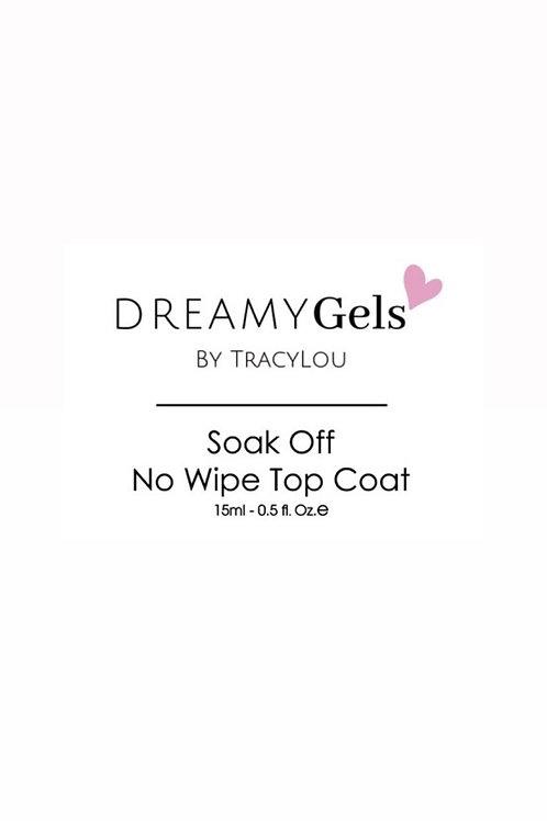 Dreamy Gels No Wipe Top Coat
