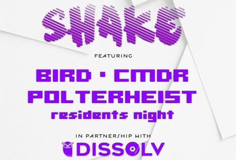 Shake: Dissolv's Monthly