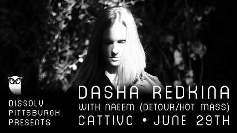 Dissolv Presents: Dasha Redkina