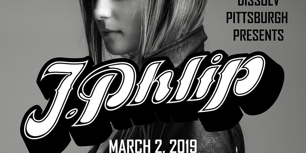 Dissolv Presents: J.Phlip