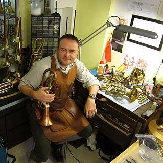 Schlub Brass C Trumpet