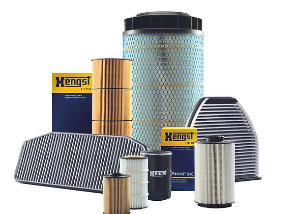 Масляные, топливные, воздушные фильтры и фильтры салона HENGST