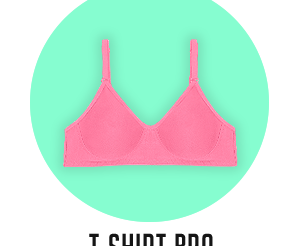 So, What Exactly Is a T-Shirt Bra?