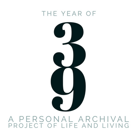 The Year of 39