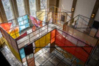 Amalie Gabel Installation hochschule für Bildende Künste Hambug
