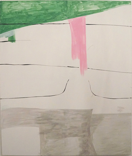 Judith Marigje Kisner, The Wall