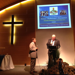 Ministry Presentation.
