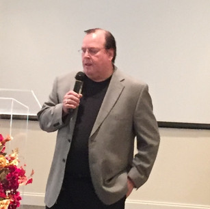 Mark at Grace Community Church