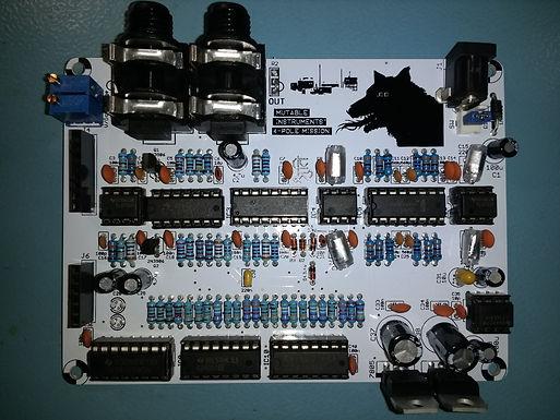 Shruthi -1/XT filter board