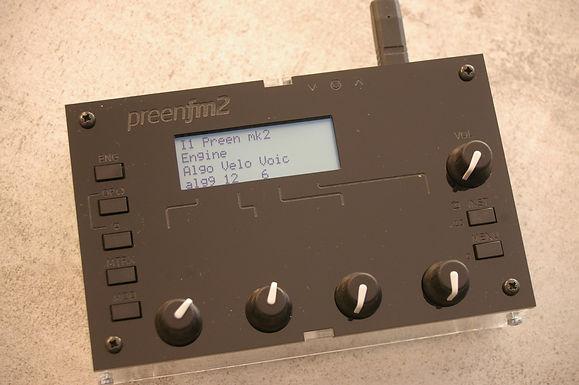 PreenFM2 >>fully assembled<<