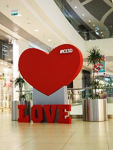 Аренда 3D сердца