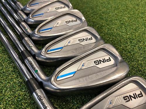 Ping i E1 Irons 5-PW // Stiff