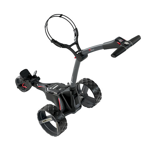 Motocaddy M1 DHC // Electric Golf Trolley