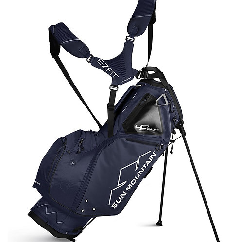 Sun Moutain 2019 Four-5 LS 4-Way Stand Bag