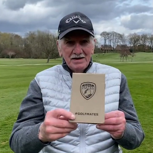 OMP Golfmates // Score Card Holder