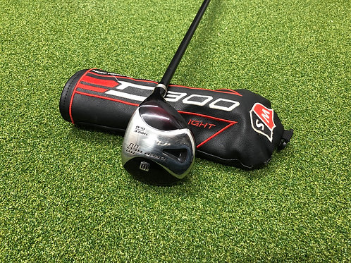 Wilson Deep Red 3 Fairway Wood // Reg