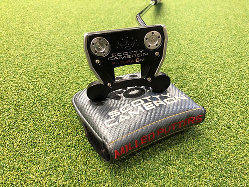 Scotty Cameron Futura 6M Putter // 34""