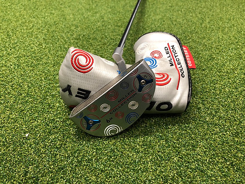 """Odyssey Milled Collection 6M Putter // 35"""""""