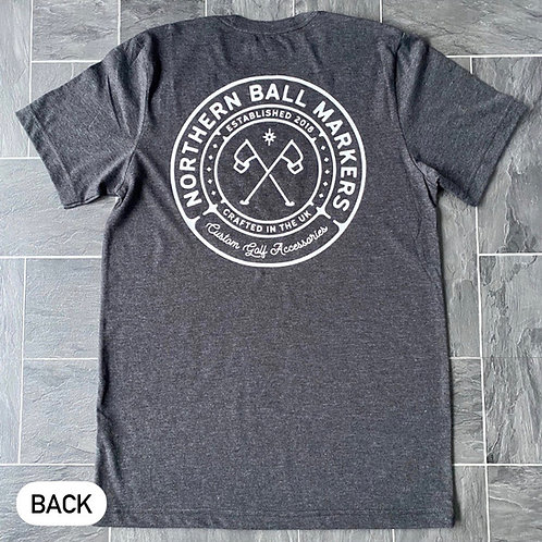 NBM T-shirt // Dark Grey