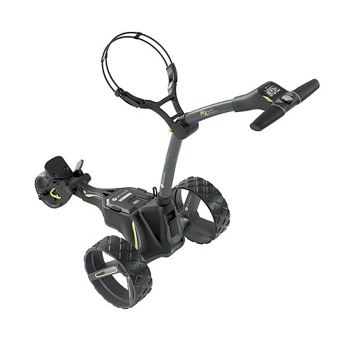 Motocaddy M3 Pro DHC // Electric Golf Trolley