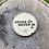 Thumbnail: You Flowerpot Ball Marker // Brass