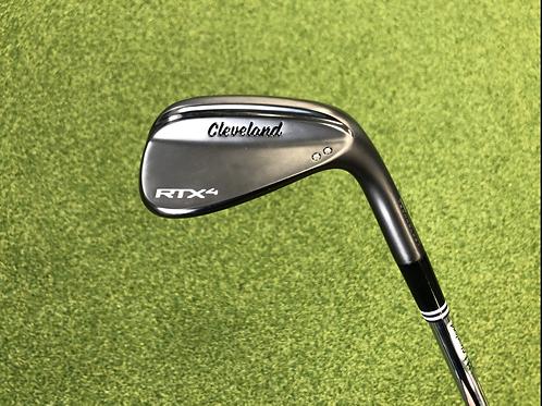 Cleveland RTX-4 (Black) Wedge // 48°