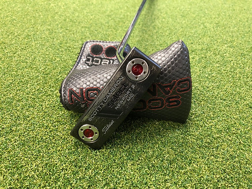 """Scotty Cameron Select Newport 2 Mid Putter // 35"""""""