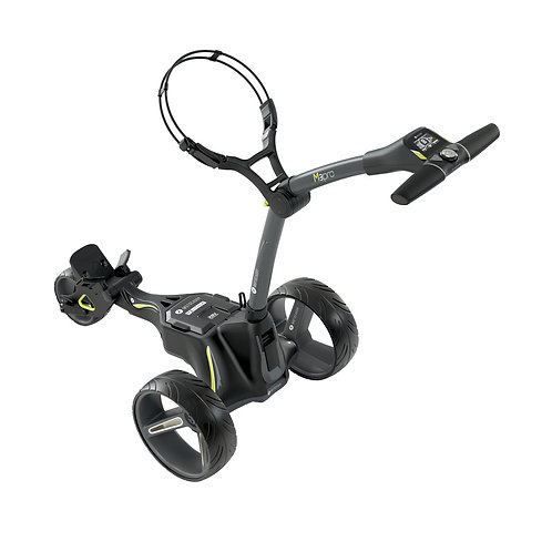 Motocaddy M3 Pro // Electric Golf Trolley