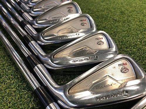 Taylormade TP RSi1 Irons 4-W // Stiff