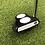 """Thumbnail: Odyssey White Ice 2-Ball V-Line Putter // 34"""""""
