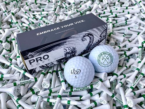 NBM // Vice Golf Balls